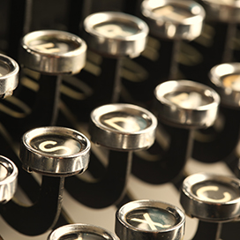 advance_360_accountmanagement_quad3_typewriter We don't sell products.  We build Creative Solutions.