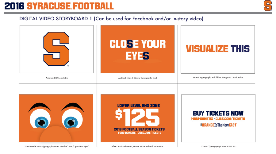 SU_Football_StoryBoard-2 College Athletics Strategies for Success