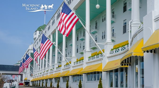 Mackinac Island Named Number 1 Summer Destination in America by TripAdvisor