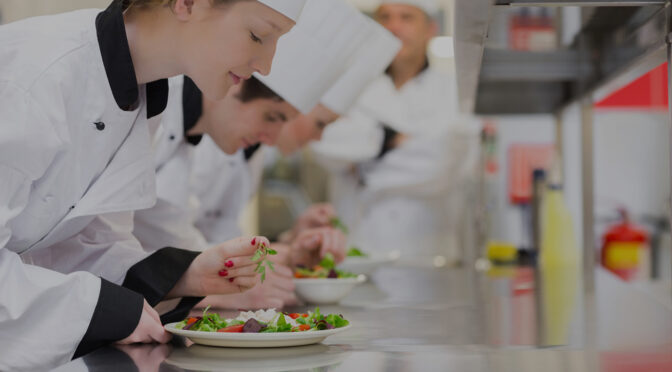 Culinary School Cooks up New Enrollments